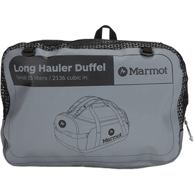Marmot Long Hauler Sac Small, steel onyx/dark steel
